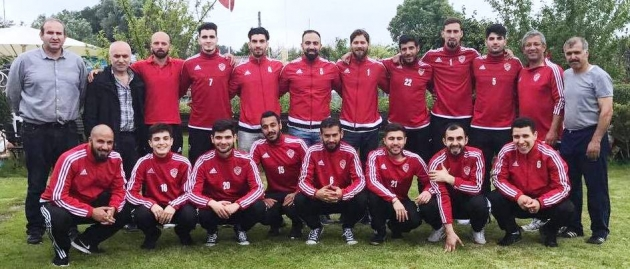 Harburger Türksport - Teamfoto