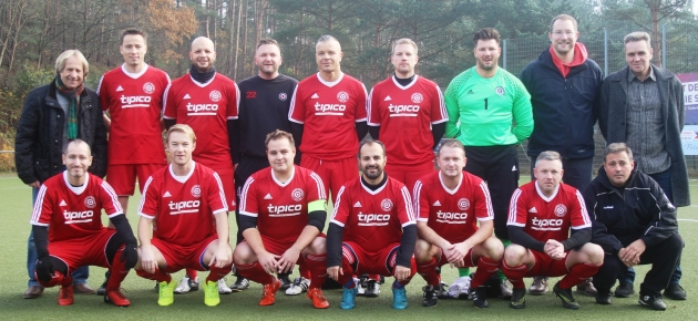 Harburger SC (AH) - Teamfoto